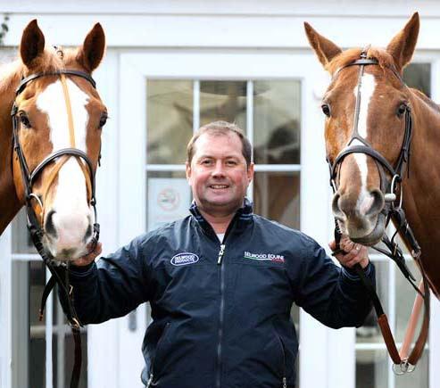 John Ryan horse trainer Newmarket